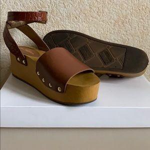 Sam Edelman Sandals! Like New!